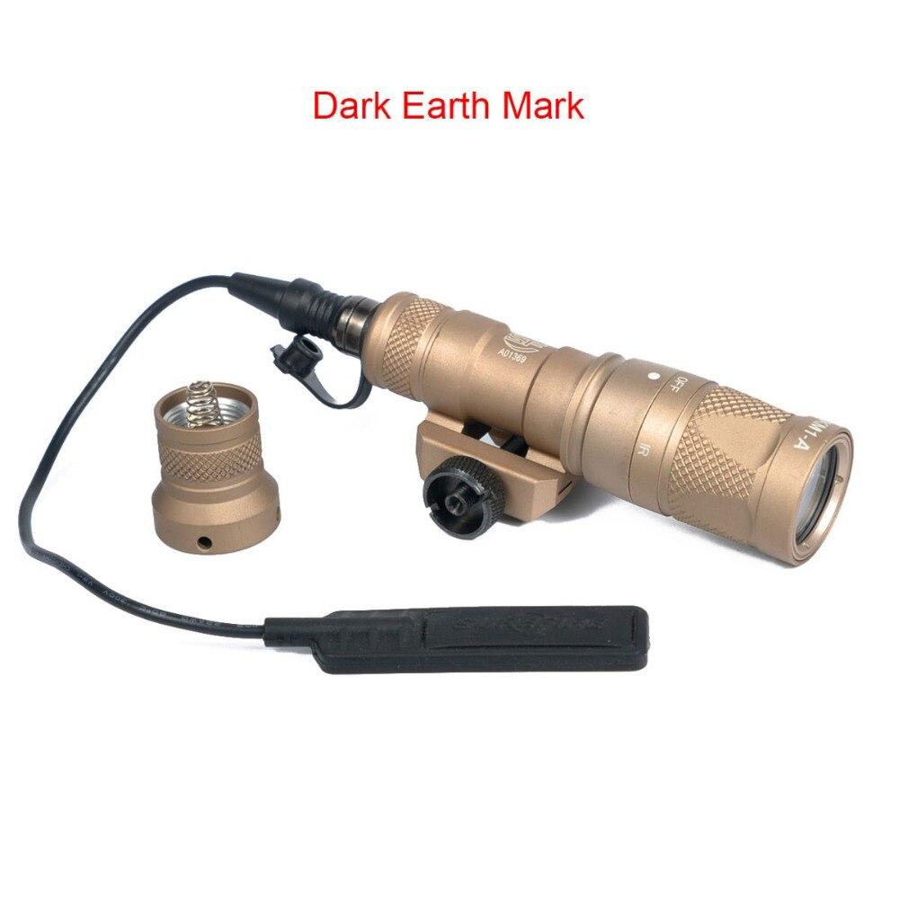 M300v lanterna tática arma de luz com
