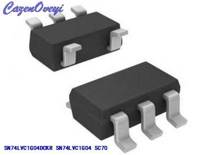 10pcs/lot SN74LVC1G04DCKR SN74LVC1G04 SC70