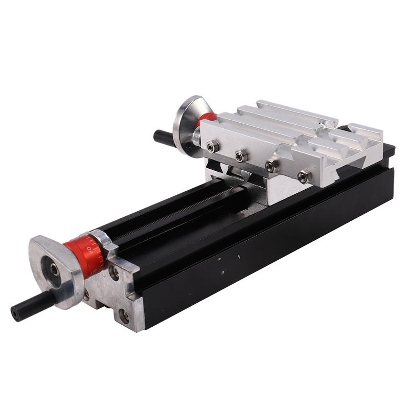 Metal Cross Table Maximum Line X Axis 145mm Y Axis 32mm Tool Metal Mini Machine
