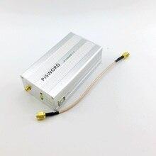 Sdr 소프트웨어 용 125 mhz rf (mf, hf) 업 컨버터 1.3 정의 된 라디오 업 컨버터 hackrf one, rtl sdr rtl2832u
