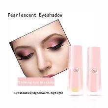 12 Color Long Lasting Shiny Waterproof Liquid Glitter Eyeliner Eyeshadow Makeup Metallic Eye Liner Pen Eye Beauty Party Makeup T