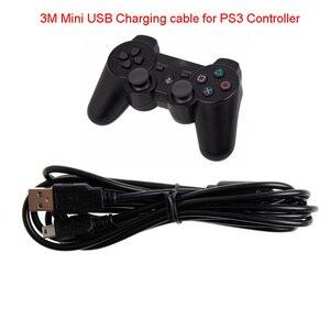 Image 1 - 3M 10ft Đa Bộ Điều Khiển USB Sạc Cáp Sạc Dây Dành Cho PlayStation 3 Cho PS3