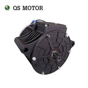 Image 2 - Silnik qs koło zębate typu 428 produkt 138 3000W 100kph silnik typu middrive dla motocykl elektryczny