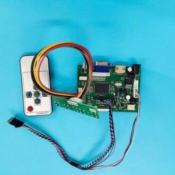 remote kit 2AV Work LP156WH4 1366×768 15.6 display Controller Board LCD Screen panel LED HDMI VGA ltn140at26 h02 ltn140at26 h02 screen lcd panel original new 1366 768 lvds 40pins