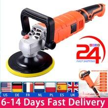 Car-Polishing-Machine Polisher Furniture Electric-Cars Automobile Adjustable-Speed Pulidora