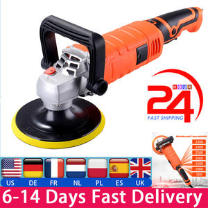 2020 Adjustable Speed Car polishing machine Electric cars Polisher Waxing Machine Automobile Furniture pulidora para automovil