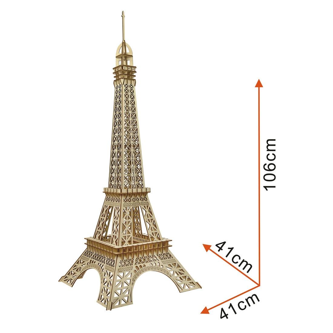 صمغ اليوم قطع رسم برج ايفل ثلاثي الابعاد Dsvdedommel Com