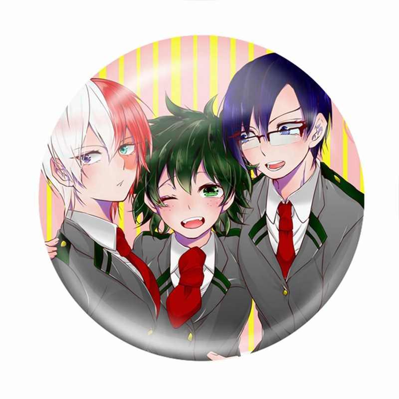Trendy Anime Badge Mijn Hero Academia Badge Badge Anime Boku Geen Hero Academia Badge Pin Knop Anime Figuur Pin