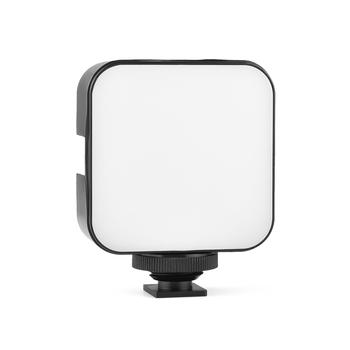 W49 49 LED Mini blokada Panel LED lampa wideo kamery lampa światło zdjęcie oświetlenie dla Cannon dla Nikon dla Sony aparat fotograficzny tanie i dobre opinie MAMEN Lumix mamiya Hasselblad Fujifilm Leica Pentax Sigma SAMSUNG CN (pochodzenie) 81*66*27mm