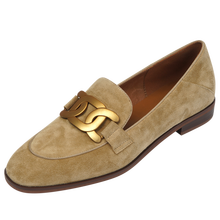 Four-Season Shoes Flats-Loafers Espadrilles Suede Women's Comfortable Slip-On Casual