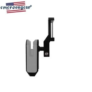 Image 4 - Emersongear IDPA IPSC USPSA 3 Gun Pistole Holster GLOCK CZ 1911 SV/STI AA Stil Aluminium Airsoft Gun jagd Zubehör Schwarz