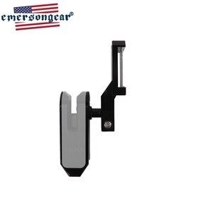 Image 4 - emersongear IDPA IPSC USPSA 3 Gun Pistol Holster GLOCK CZ 1911 SV/STI AA Style Aluminum Airsoft  Gun Hunting Accessories Black