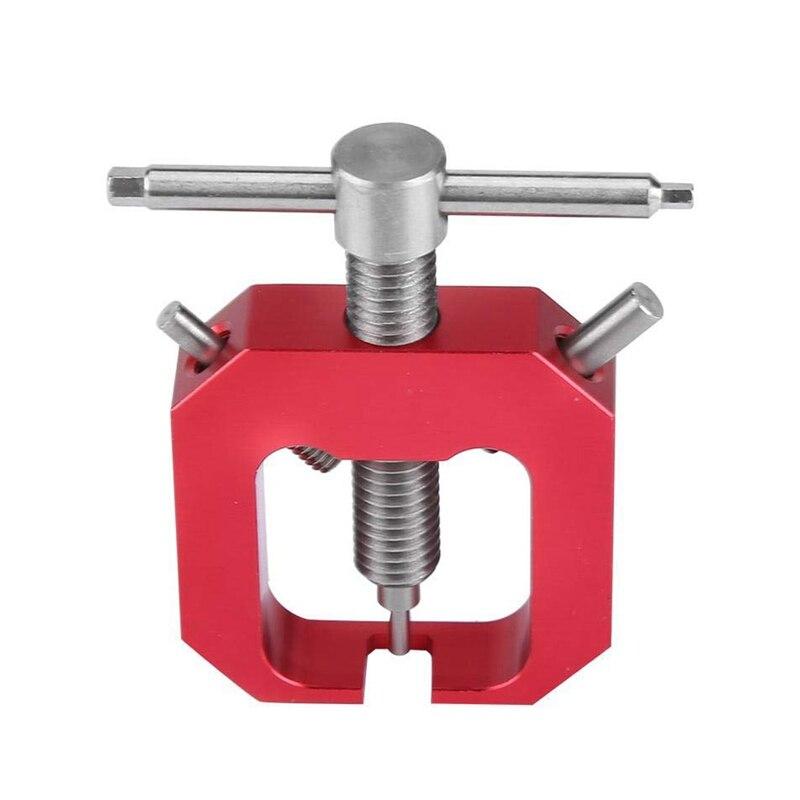 Ev Dekorasyonu'ten Dişliler'de Rc Motor dişli çektirme  profesyonel aracı evrensel Motor pinyon dişli çektirme sökücü için Rc motorlar yükseltme kısmı aksesuarı (kırmızı) title=