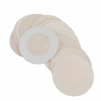 50pcs Women's Invisible Breast Lift Tape Overlays on Bra Nipple Stickers Chest Stickers Adhesivo Bra Nipple Covers Accessories 6