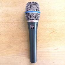 أعلى جودة ريال الديناميكي BT 87A المهنية قلبي B 87 A صوتي كاريوكي يده ميكروفون Microfono BETA87 Microfone Mic