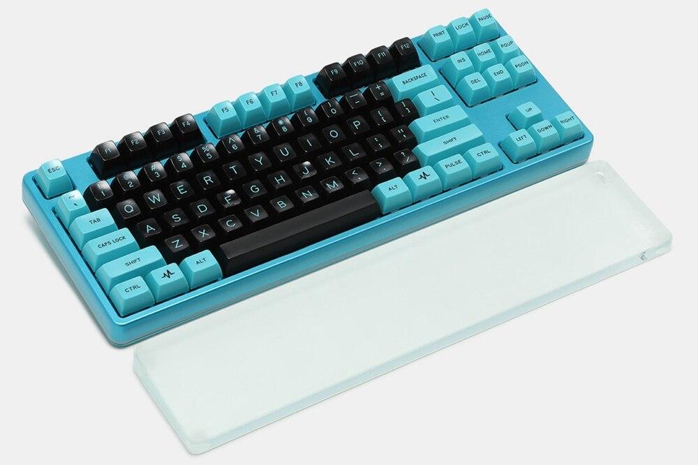 pés de borracha de vidro para teclados