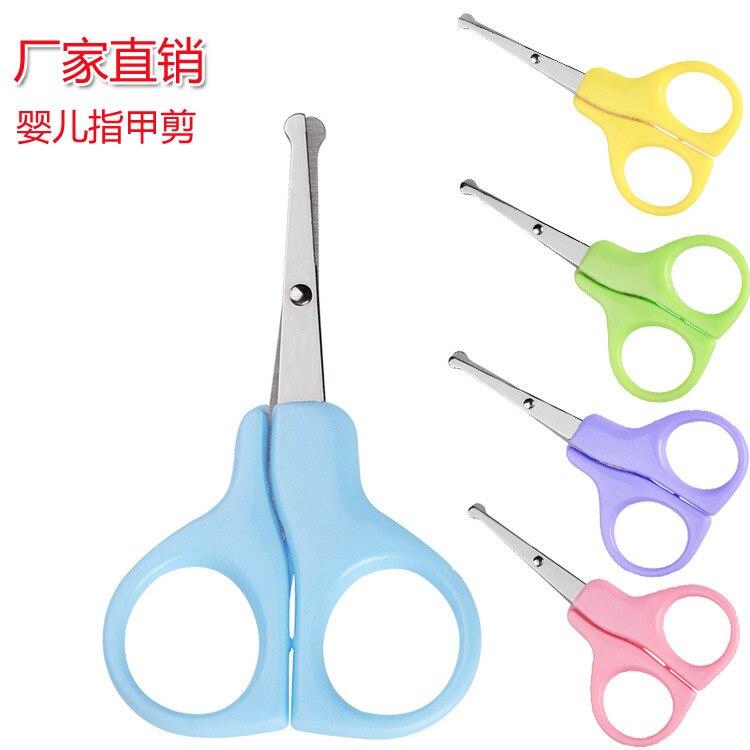 Безопасные маникюрные ножницы для новорожденных и детей, новые удобные ножницы для ухода за ногтями, Уход за ногтями|Уход за ногтями|   | АлиЭкспресс