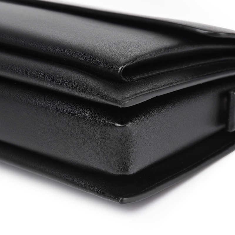Männer Codiert Lock Tag Kupplung Anti-diebstahl Business Handtasche Männliche Große Kapazität Lange Brieftasche Telefon Fall Karten Halter