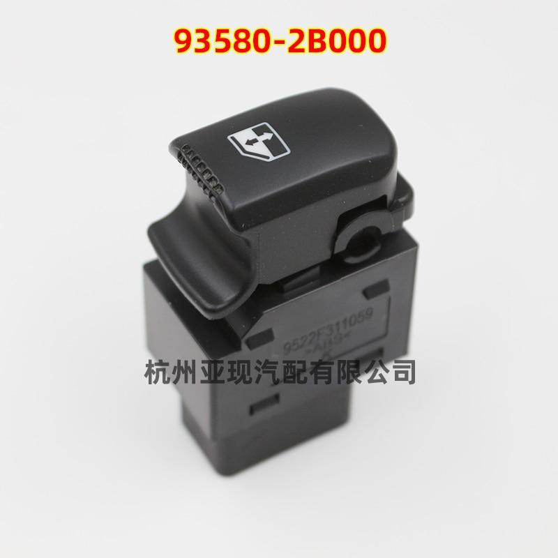 OEM 935802B000 главный оконный переключатель задний для HYUNDAI SANTA FE 2007 2008 2009 2010 2011 935802B000 935802B500