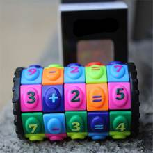 Творческие математические фигурки цифровой магический куб пазл