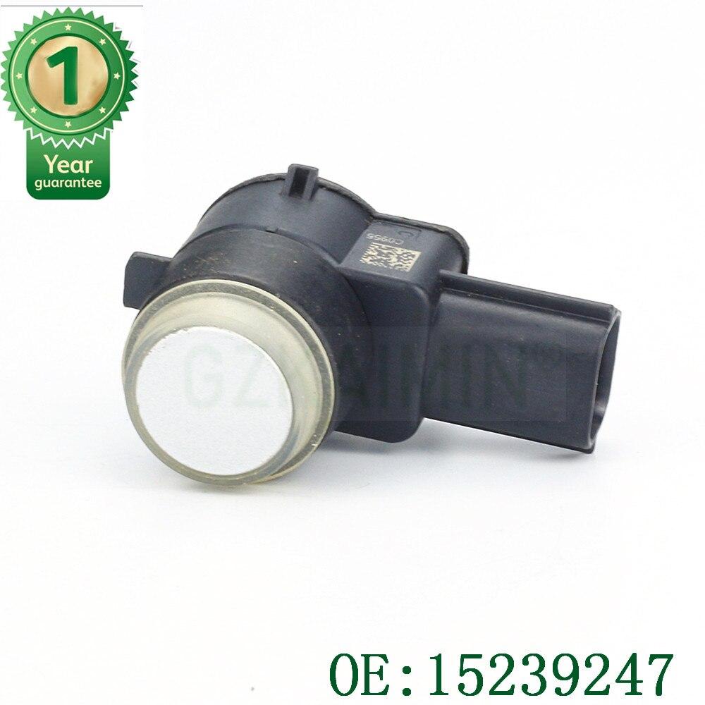 New Parking Bumper Park Assist Object Sensor GM Reverse Backup 15239247 Warranty