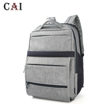 Luxury Men Fashion Backpack Bag High Capacity Travel Waterproof 15.6