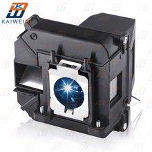 Projektör lamba ampulü için ELPLP60 için ELPLP61 Epson PowerLite 420 için 425W 905 92 93 95 96W 1835 430 435W 915W D6150 V13H010L61