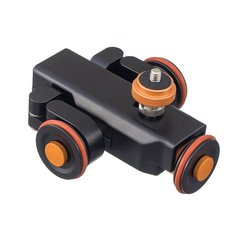 ONLENY Camera Video Dolly Scale Indication Electric Track Slider for Canon Nikon Sony DSLR Camera Smartphone
