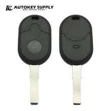Para fiat transponder escudo chave do carro (preto) autokeysupply akfts214