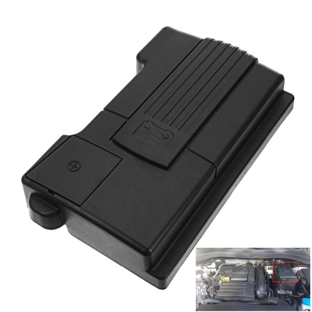 Batteria del motore Antipolvere Elettrodo Negativo Impermeabile di Copertura di Protezione per Skoda Kodiaq Octavia 5E A7 VW Tiguan L 2016-2019