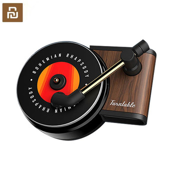 Original For xiaomi Sothing TITA Turntable Phonograph Car Fragrance Air Freshener with 3pcs Replace Aromatherapy Tablets - discount item  53% OFF Smart Electronics