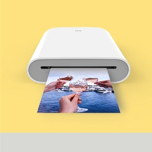 Image 5 - Original Xiaomi mijia AR Printer 300dpi Portable Photo Mini Pocket With DIY Share 500mAh picture printer pocket printer