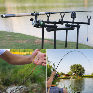 Image 5 - Sougayilang Feeder Fishing Rod Telescopic Spinning/6 Sections Travel Rod 3.0 3.3 3.6m Pesca Carp Feeder 60 180g Pole Fish Tackle