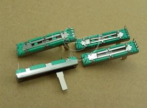 45MM Potentiometer A10K A20K A50K A100K Original Potentiometer mixer fader A10K 45MM A10KX2 A20K*2 A50K*2(China)