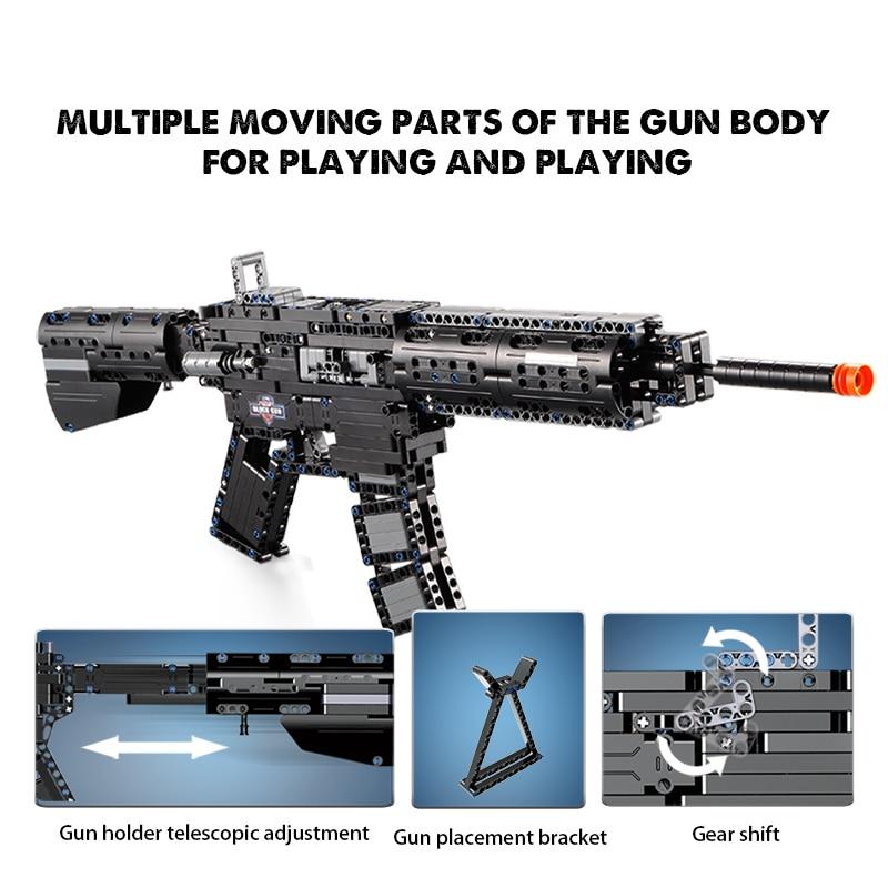 Cada C81005 City Gun Model Building Block