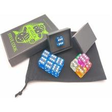 цена Die-Abolical V5 by Steve Cook (Gimmicks + Online Instructions) Magic Tricks Close Up Illusion Gimmick Props Prediction Magie онлайн в 2017 году