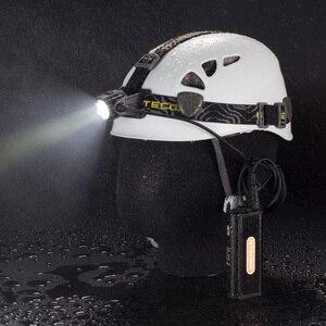Image 5 - 2020 Topsale Nitecore HC70 1000 lümen USB şarj edilebilir kafa lambası + 2x18650 harici pil paketi su geçirmez yüksek kafa lambaları