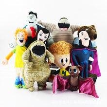 Yeni otel transilvanya 2 Dracula Mavis Frank Dennis Jonathan yumuşak dolması peluş bebek oyuncak noel hediyesi çocuklar için
