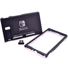 Оригинальный верхний нижний корпус задняя панель Замена для Nintendo Switch 2017 2018 2019 японский выпуск