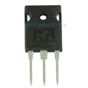 Image 1 - 10PCS NEW TIP3055 TIP 3055 Transistor NPN 60V 15A TO 3P