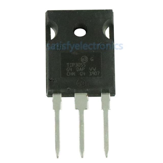 10PCS NEW TIP3055 TIP 3055 Transistor NPN 60V 15A TO 3P