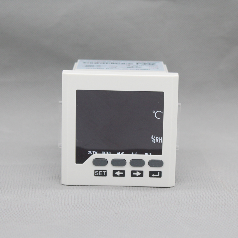 0 0 99 9 RH 40 120 Celsius Intelligent digital temperature and humidity controller moisture meter with 2 in 1 sensor in Moisture Meters from Tools