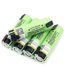 18650 Liitokala NCR18650B 18650 3.7v 3400mah Lithium Rechargeable Battery Welding Nickel Sheet batteries