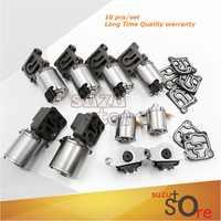 10 stücke 0B5 DL501 Übertragung Regelventil Solenoids für AUDI A4 A5 A6 A7 Q5 Übertragung Shift Magnet 7- GESCHWINDIGKEIT