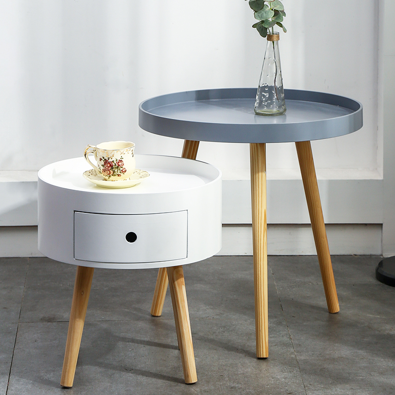 Bedside Cabinets Nordic Mini Simple Bedside Table Simple Modern Bedroom Small Table Sofa Table