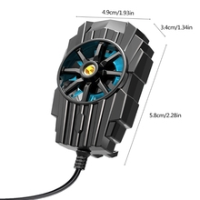 Radiator Cooler Smartphone for Back-Clamp Live-Broadcast