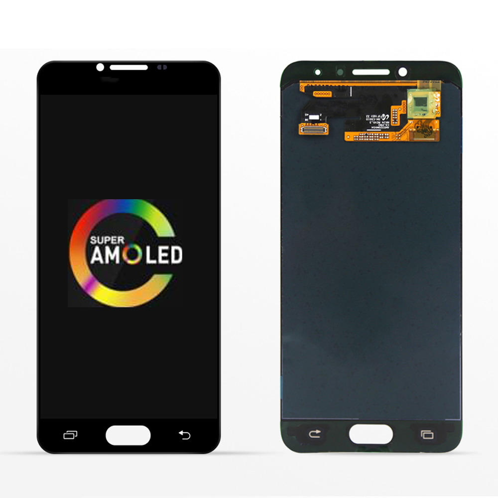 Original Super AMOLED <font><b>For</b></font> <font><b>SAMSUNG</b></font> <font><b>Galaxy</b></font> <font><b>C5</b></font> <font><b>pro</b></font> <font><b>LCD</b></font> Display Touch <font><b>Screen</b></font> Digitizer Assembly <font><b>For</b></font> <font><b>SAMSUNG</b></font> <font><b>C5</b></font> <font><b>Pro</b></font> C5018 C5010 <font><b>LCD</b></font> image