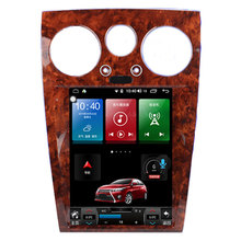 """12,1 """"Tesla Android estéreo para coche DVD GPS navegación unidad Bentley Flying Spur 2005, 2006, 2007, 2008, 2009, 2010, 2011, 2012"""