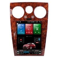 12.1 Tesla Android Multimedia Car Radio Audio Sat Nav for Bentley Flying Spur 2004 2005 2006 2007 2008 2009 2010 2011 2012