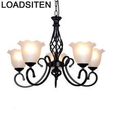 Verlichting Hanglamp Luminaria Lampara Techo Colgante Moderna Deco Maison Lustre E Pendente Para Sala De Jantar Hanging Lamp